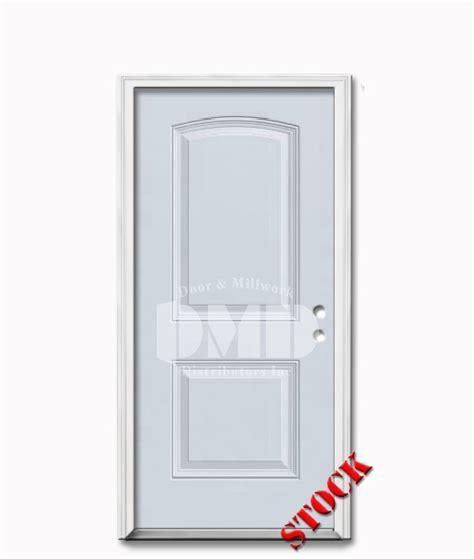 Exterior Door Ratings 2 Panel Arch Steel Exterior Door 6 8 Door And Millwork Distributors Inc Chicago Wholesale