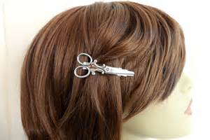 barretts hair steunk scissor barrette barrette sterling silver