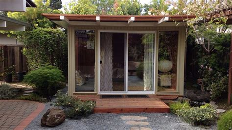 Playhouse Shed Plans backyard eichlers mid century modern sheds eichler