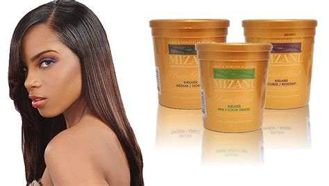 Types Of Hair Relaxer by Is Avoiding Run The Real Benefit Of Your