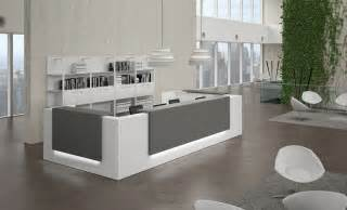 Modern Office Reception Desk Inspiring Modern Reception Desk Design For Your Office Minimalist Desk Design Ideas