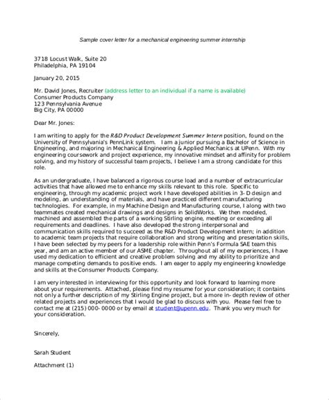 Letter Of Intent Exle Veterinary Internship Cover Letter Of Intent Sle