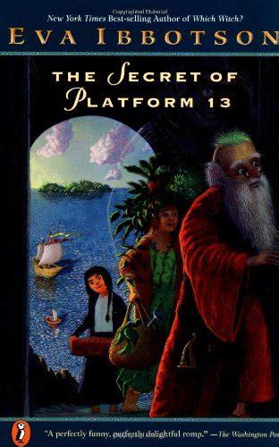 The Secret Of Platform 13 By the secret of platform 13 lexile 174 find a book