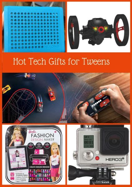 tops gifts for tweens and tech on pinterest