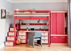 lit mezzanin mezzanine beds modulable mezzanine bed