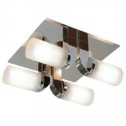 Lights For Bathroom Ceiling Buy El 20043 Bathroom Ceiling Light Endon 4 Light Ip44 Ceiling Light