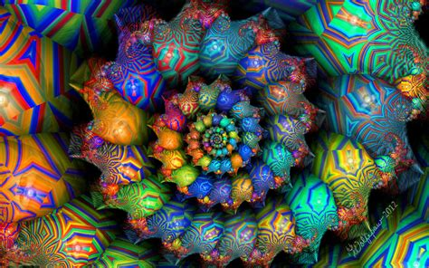 spiral of many colors by wolfepaw on deviantart