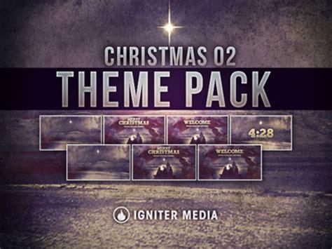 christmas themes pack christmas theme pack 02 graceway media worshiphouse media