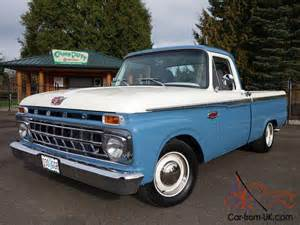 1965 ford f100 specifications 2016 2017 best cars review