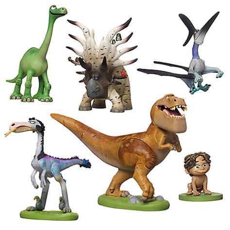 Figure Dinosaurus Set new disney store exclusive the dinosaur figure play