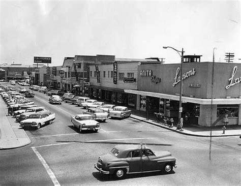 Gardena Ca History Downtown Torrance Ca In The 1950s Hometown Honey