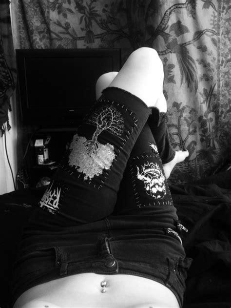 punk girl on Tumblr