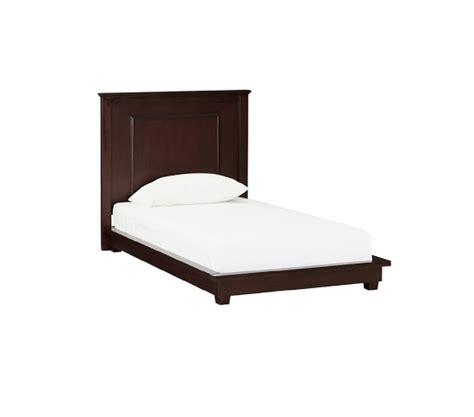 kids platform bed fillmore platform bed pottery barn kids