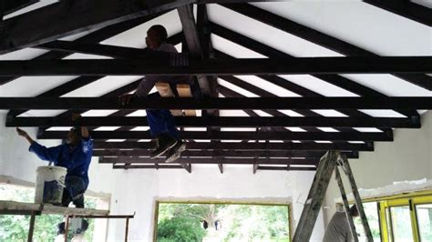 exposed roof trusses exposing the true beauty of exposed roof trusses eco roofing