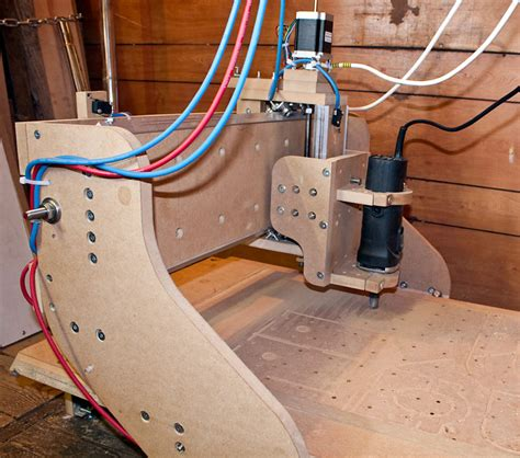 diy cnc router projects diy cnc router birth of a new project craftygeek