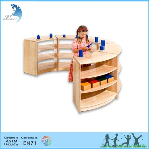 perschool home children furniture sets montessori wooden