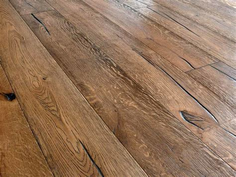Engineered Oak Flooring Distressed Wood Floor Antique Wood Floors Reclamed Oak Distressed Engineered Wood Flooring In