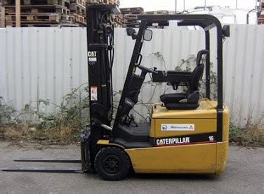 Caterpiller Service Manual Caterpillar Cat Ep16kt Ep18kt