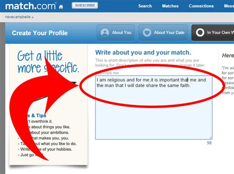 how to create a great dating profile 9 steps