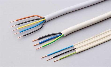 Le Anschließen 4 Kabel Decke kabelquerschitt hausinstallation selbst de