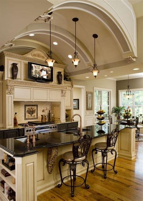 1405453724588 pretty kitchen countertop ideas 3 interior 9 best images about vaulted ceiling lights on pinterest