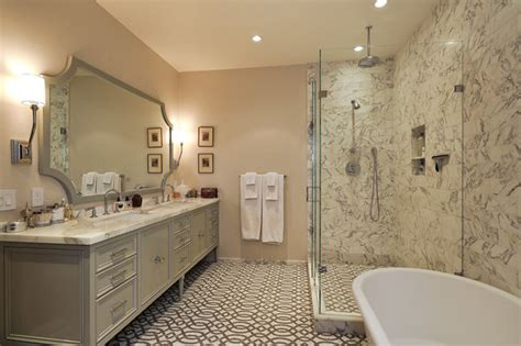 San Francisco European Style Contemporary Bathroom European Bathroom Designs