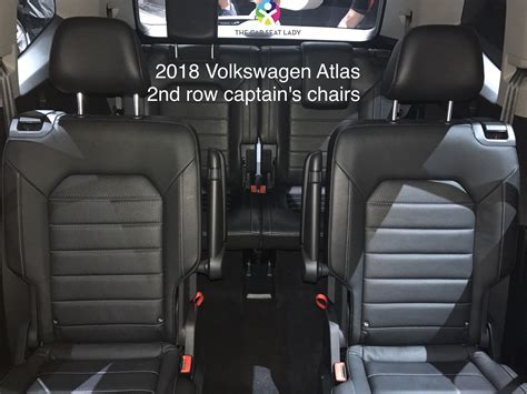 volkswagen atlas seating the car seat lady volkswagen atlas