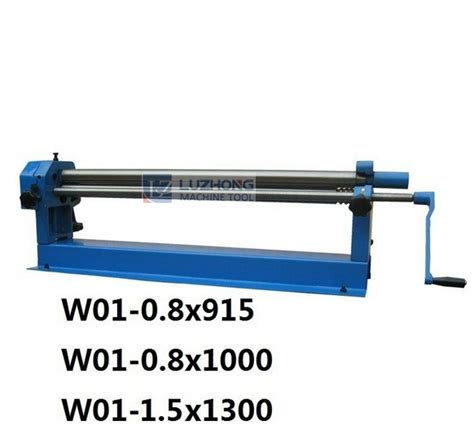 slip rolling machine manual slip rolling machine sheet metal rolling w01 0
