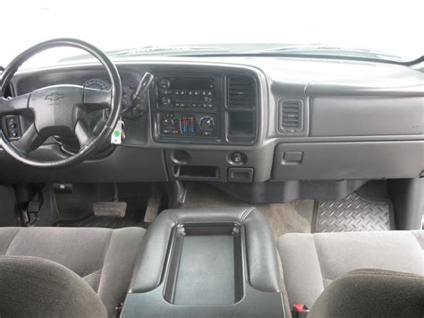 2006 Chevy Silverado Interior by 2006 Chevrolet Silverado 1500 Pictures Cargurus