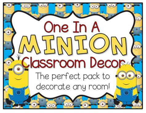 Minion Classroom Decor by Minion Classroom Quotes Quotesgram