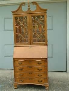 Vintage Desk With Hutch Vintage Desk Hutch China Curved Glass Serpentine