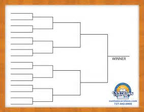 Bracket Template by 16 Team Tournament Bracket Template Images