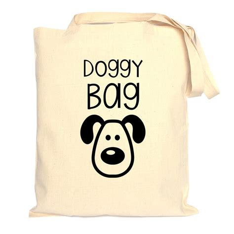 I Doggie Bags by Bag Tote Carry Stuff