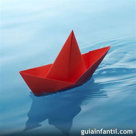 como se hace imagenes en c 243 mo hacer un barco de papel manualidades infantiles