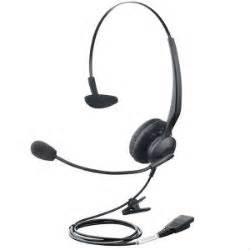 Enzatec Single Headset Hs 103 orchid hs103 corded headset with 2 5mm onedirect co uk