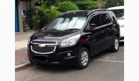 Spare Part Chevrolet Spin Mahal 2013 chevrolet spin ltz hitam automatic akhir km 26 ribu