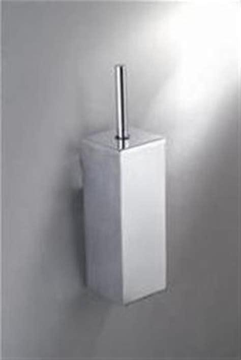 chrome square bathroom accessories toilet brush holder chrome finish square bathroom