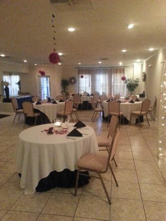 Large And Small Parties Welcome Picture Of Glory House Catering Receptions Bistro