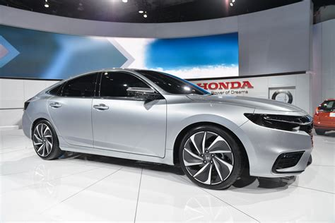 2020 Honda Insight by 2019 Honda Insight To Deliver 50 Mpg Or Better