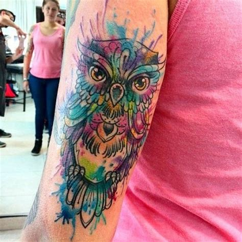 owl tattoo unterarm 110 best owl tattoos ideas with images owl watercolor