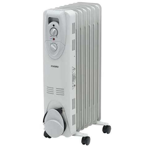 radiant  convection space heaters