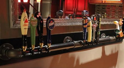 Home Bar Tap How To Build A Tap Display Diy Home Bar Sommbeer