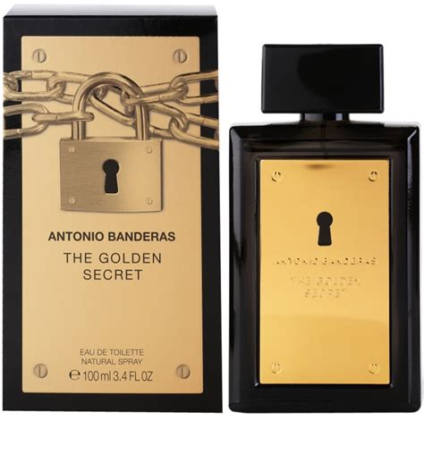 Parfum Antonio Banderas antonio banderas the golden secret eau de toilette pour