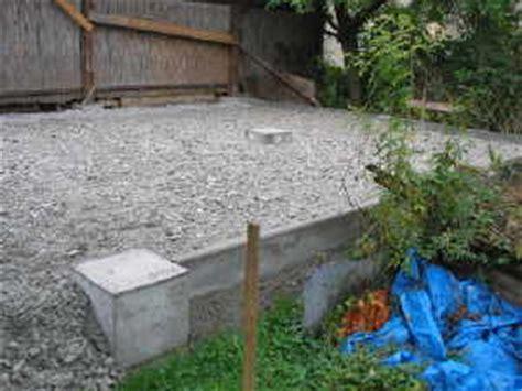 berechnung pflastersteine bedarf carport bauen unterbau pflastersteine