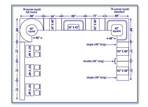 booth design guidelines booth seating restaurant and banquette seating on pinterest