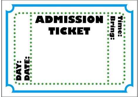 { Mormon Share } Admission Ticket