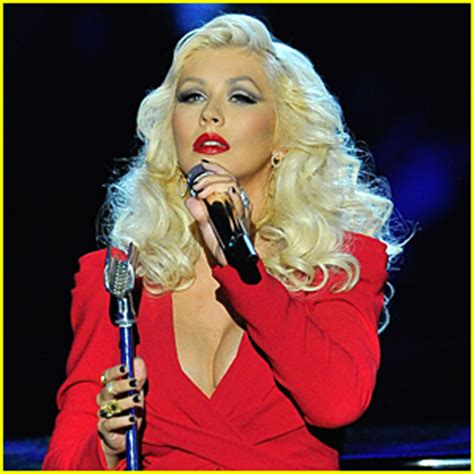 Aguilera Poses For In Revealing About Babies by 2014 November Just Jared Page 140