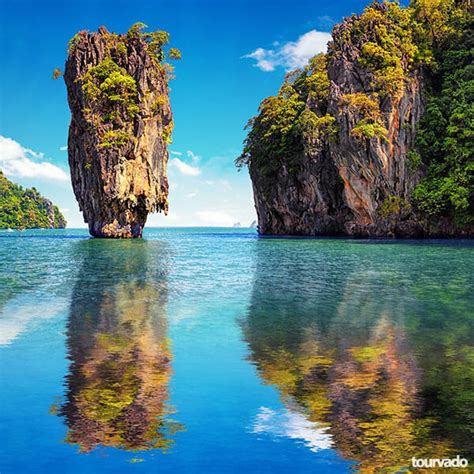 bangkok to krabi by boat james bond island day tour from krabi by longtail boat