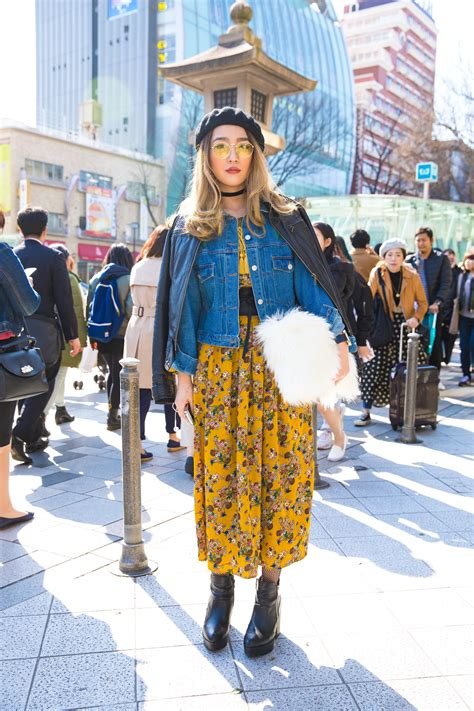 Take A Peek At Japan Fashion Week by The Best Style From Tokyo Fashion Week Fall 2017