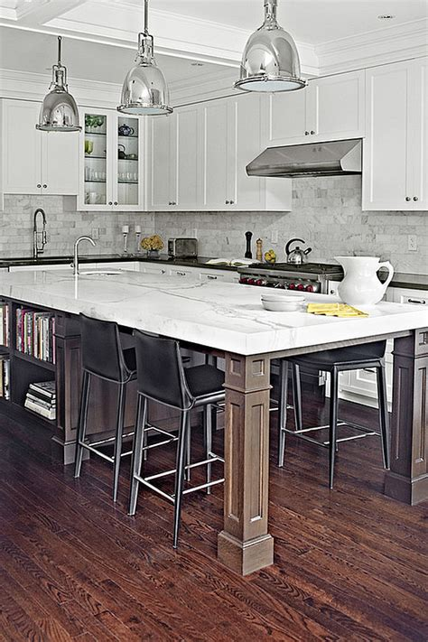Kitchen Island Dining | kitchen island design ideas types personalities beyond